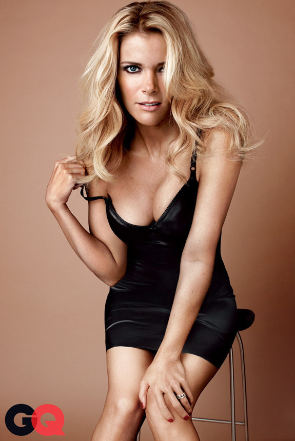 Megyn Kelly in GQ