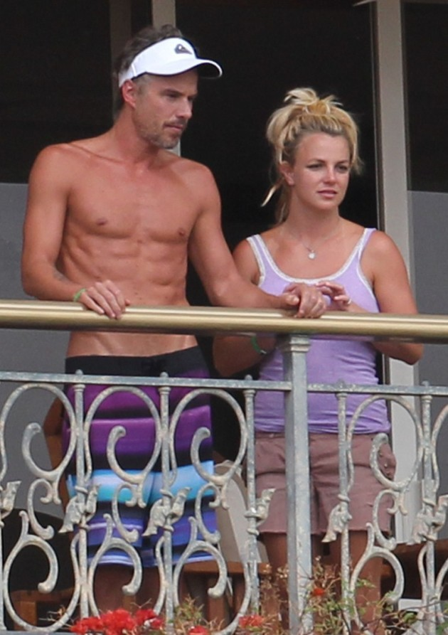 Britney Spears and Britney Spears' Boyfriend