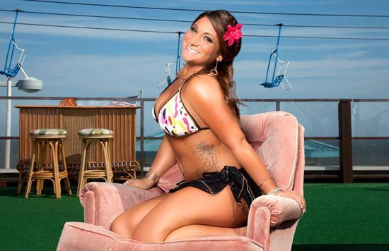 Deena Nicole Cortese Pic