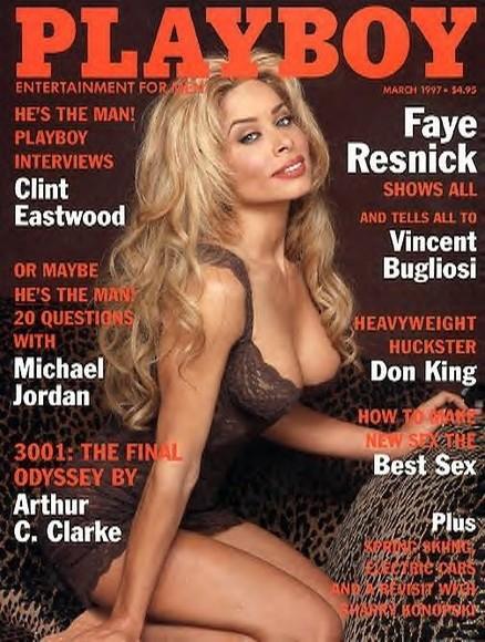 Faye Resnick, Playboy
