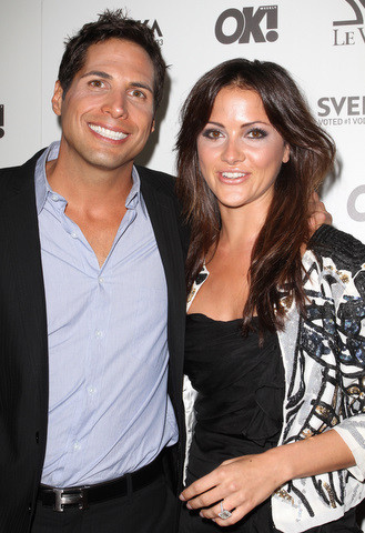 Joe Francis and Christina McLarty Photo