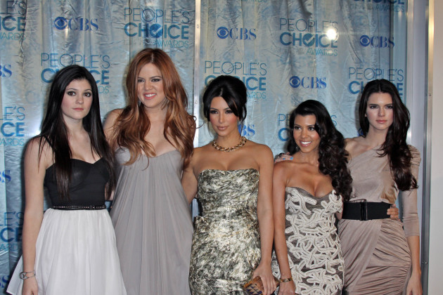 many kardashians the hollywood gossip