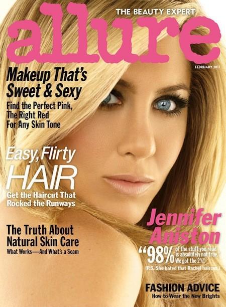 Aniston Allure Cover