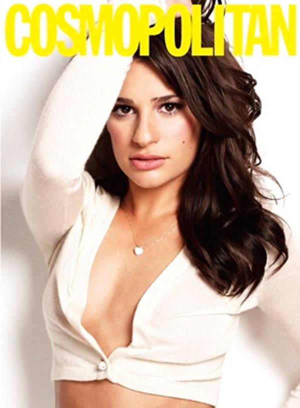 Lea Michele Magazine Pic