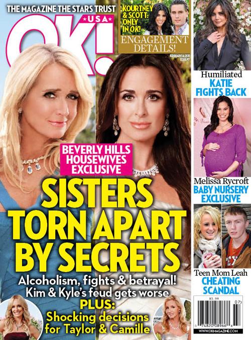 Sisters Torn Apart!