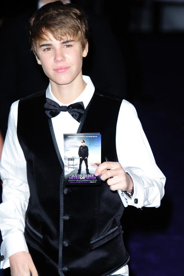 Bieber with Bieber