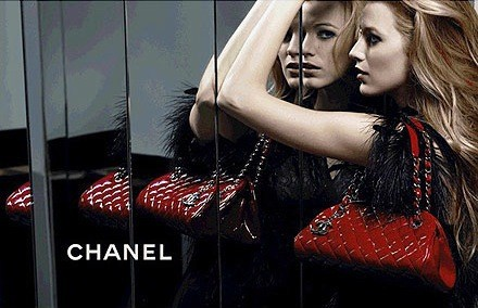 Chanel Ad Starring Blake Lively