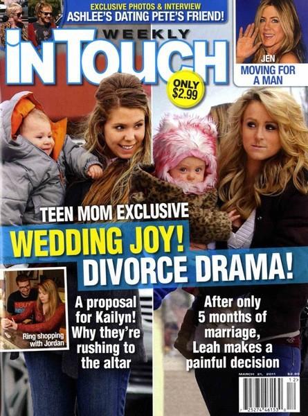 Teen Momma Drama