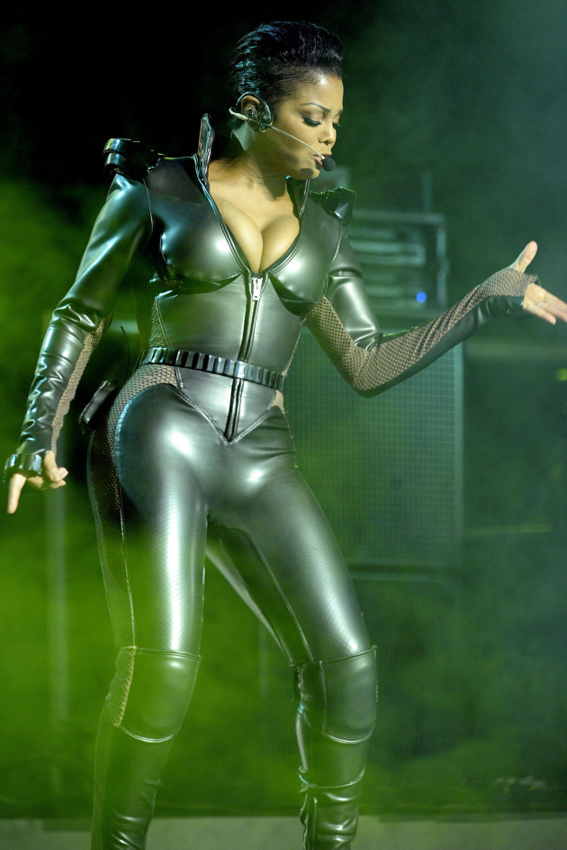 Janet Jackson on Tour