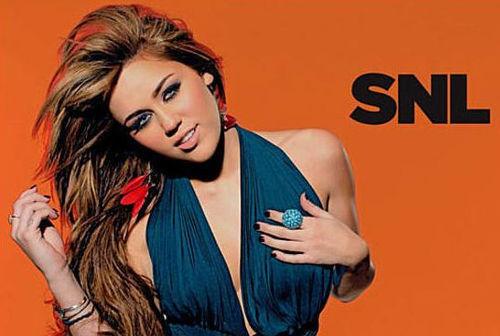 Miley Cyrus SNL Promo