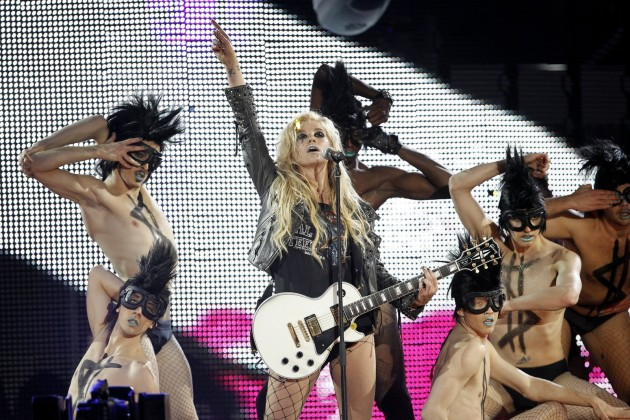 Ke$ha Concert Pic