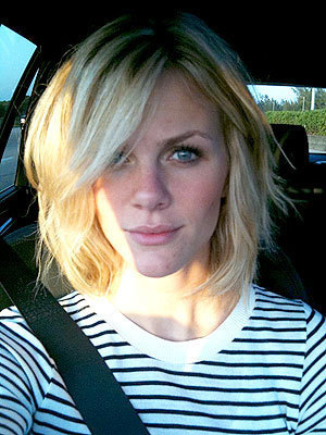Brooklyn Decker Haircut