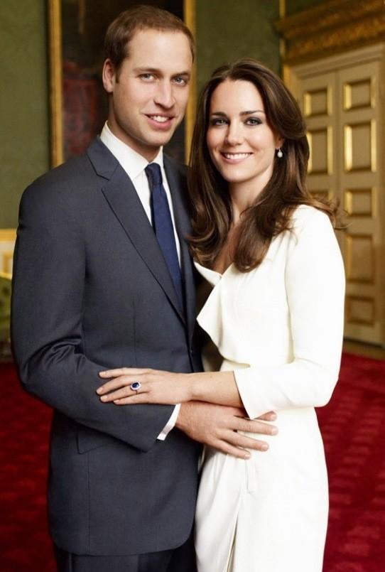 Kate Middleton Engagement Dress