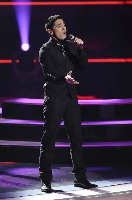 Stefano Langone on Idol