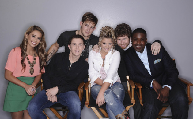 American Idol Top Six