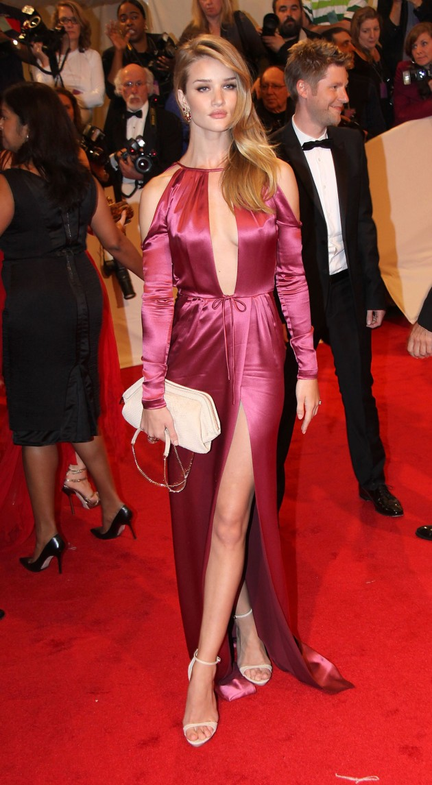 Rosie Huntington-Whiteley Dress