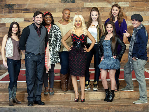 The Voice: Team Christina
