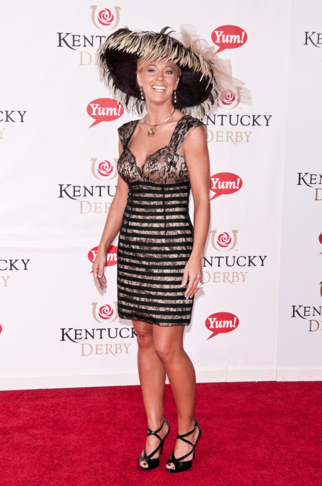 Kate Gosselin, Kentucky Derby Style