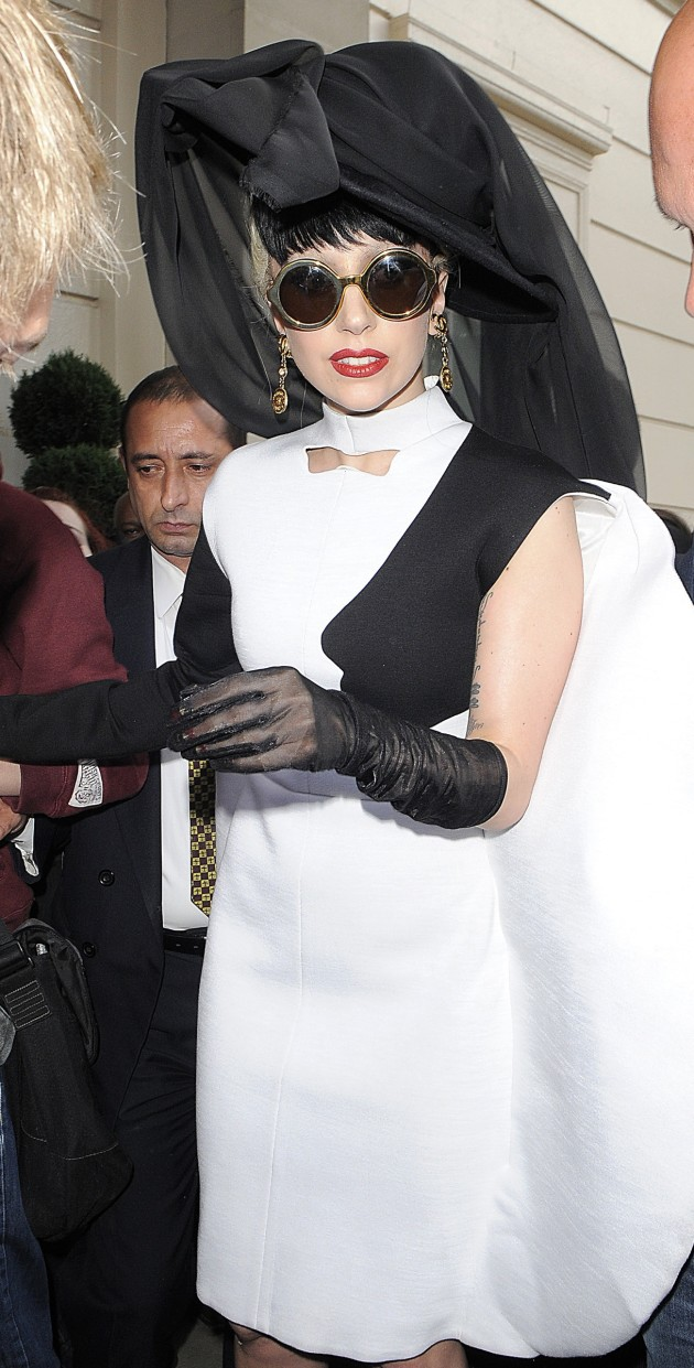 Gaga: Second to Nun