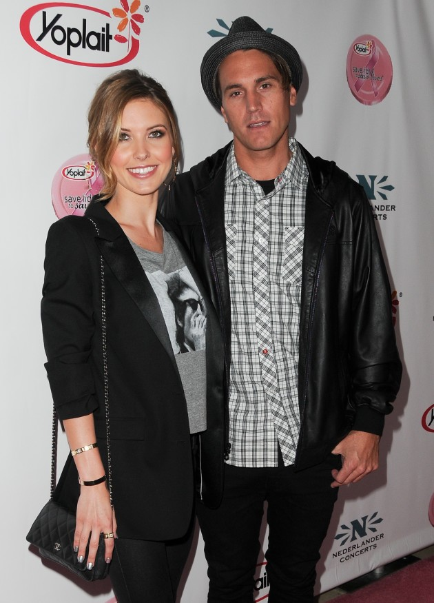 Corey Bohan and Audrina Patridge Picture