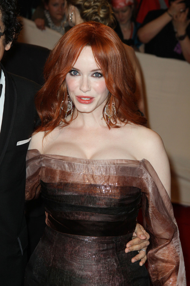 Christina Hendricks' Boobs