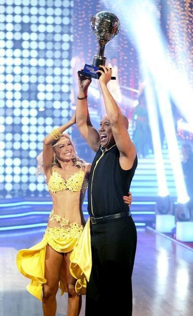 Hines Ward Wins DWTS!