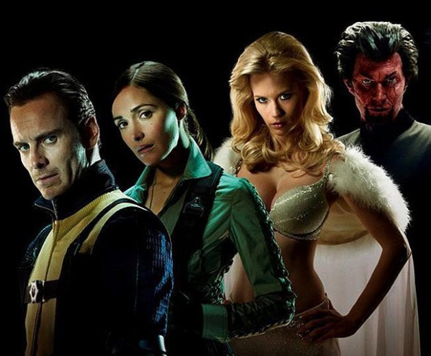 X Men: First Class Cast
