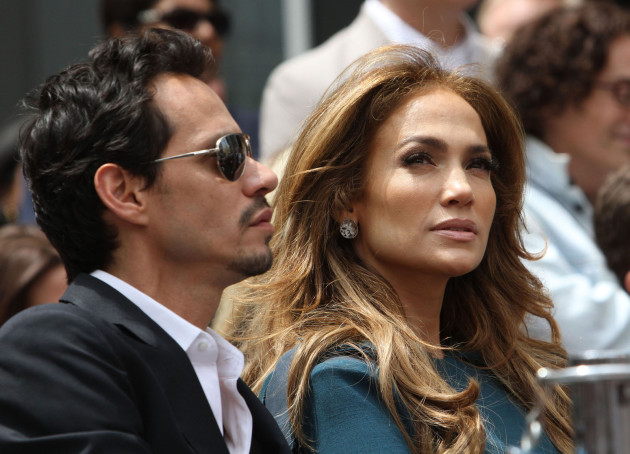 Jennifer Lopez, Marc Anthony Picture