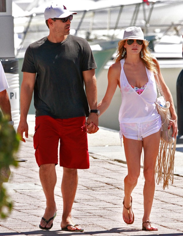 LeAnn Rimes and Eddie Cibrian Picture