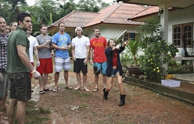 Workin' Hard in Phuket!