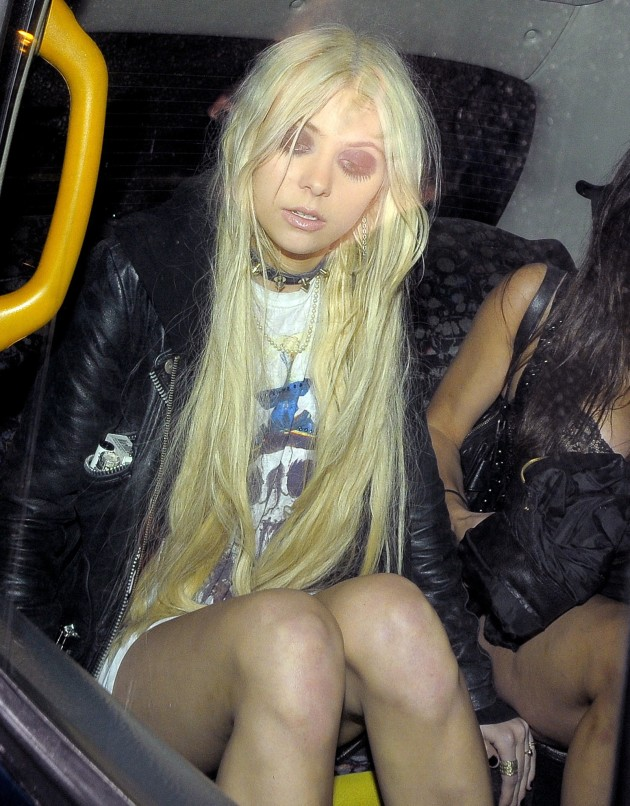 Taylor Momsen Wasted*