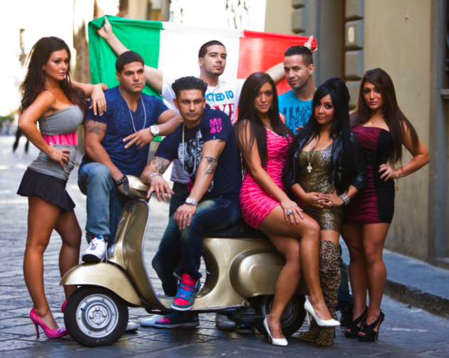 Jersey Shore Season 4 Cast Photo
