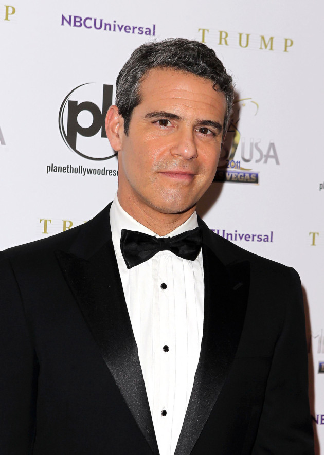 Andy Cohen Picture