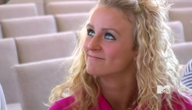 Leah Messer: Loving The Single Mom Life