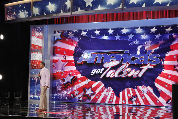 On the America's Got Talent Scene