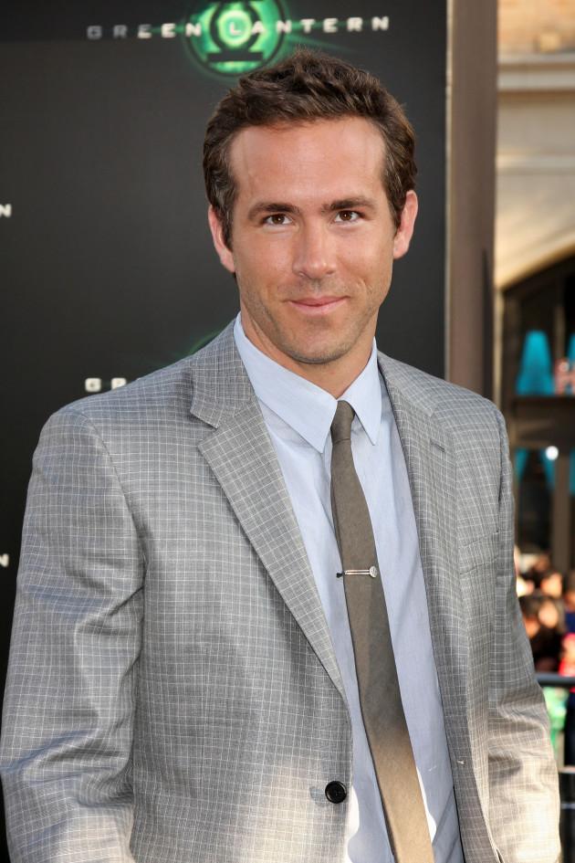 Ryan Reynolds Premiere Pic