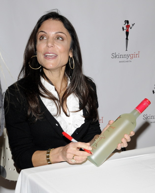 Bethenny Frankel Bottle Signing