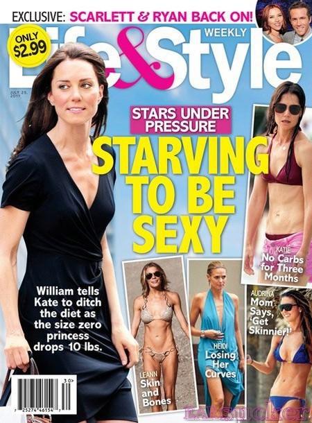 Kate Middleton: Too Skinny?