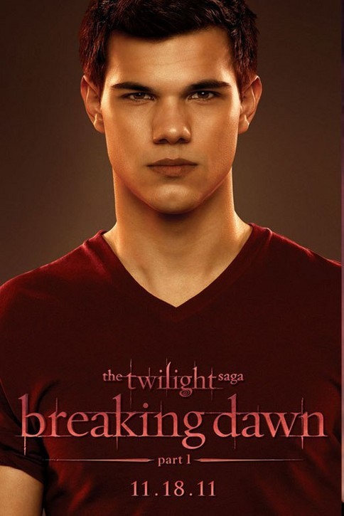 Jacob Black Breaking Dawn Poster