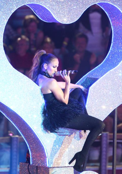 J. Lo Live