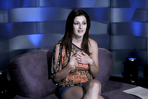 Rachel Reilly on Big Brother 13