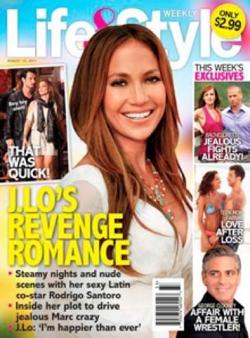 Jennifer Lopez's Revenge!
