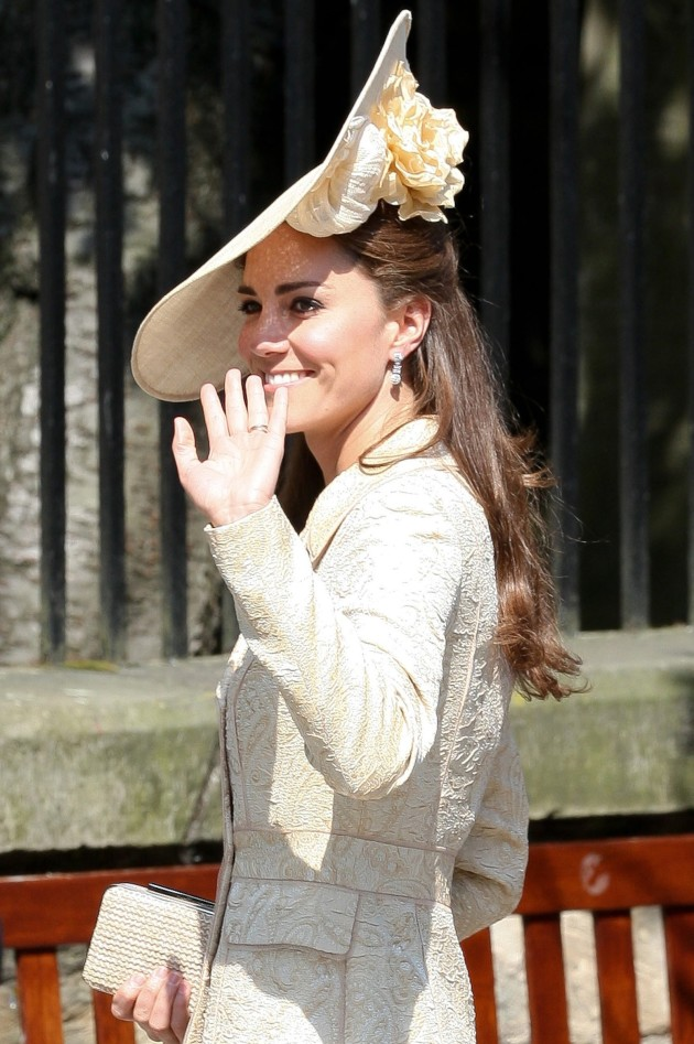 Kate Middleton, Big Hat