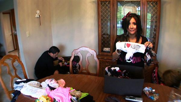 Snooki Underwear Pic