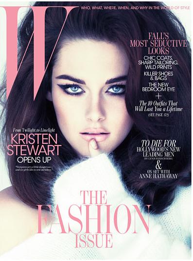 Kristen Stewart W Magazine