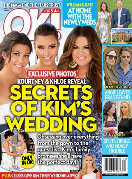 Wedding Secrets!!!