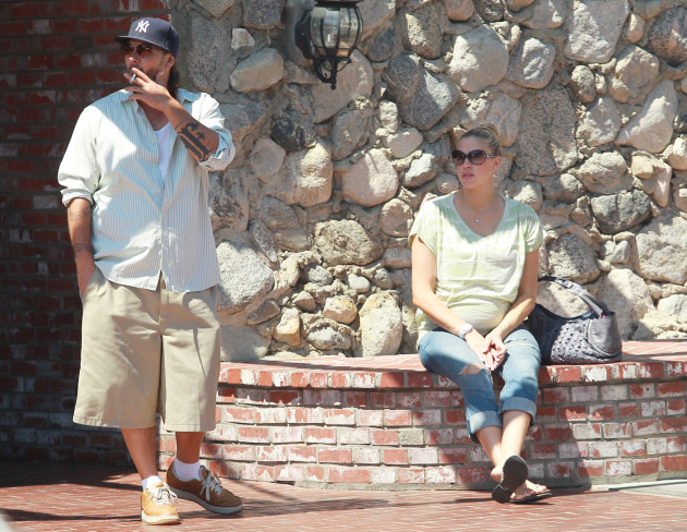 A Victoria Prince and Kevin Federline Picture