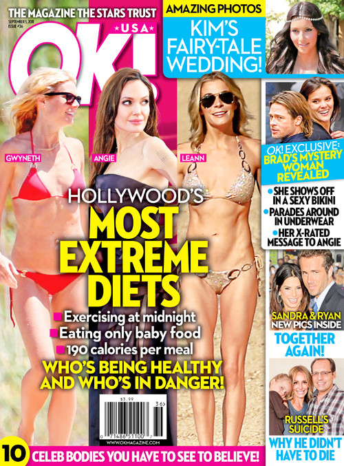 Worst Celeb Diets