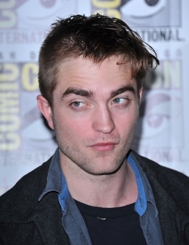 Sexy Rob Pattinson