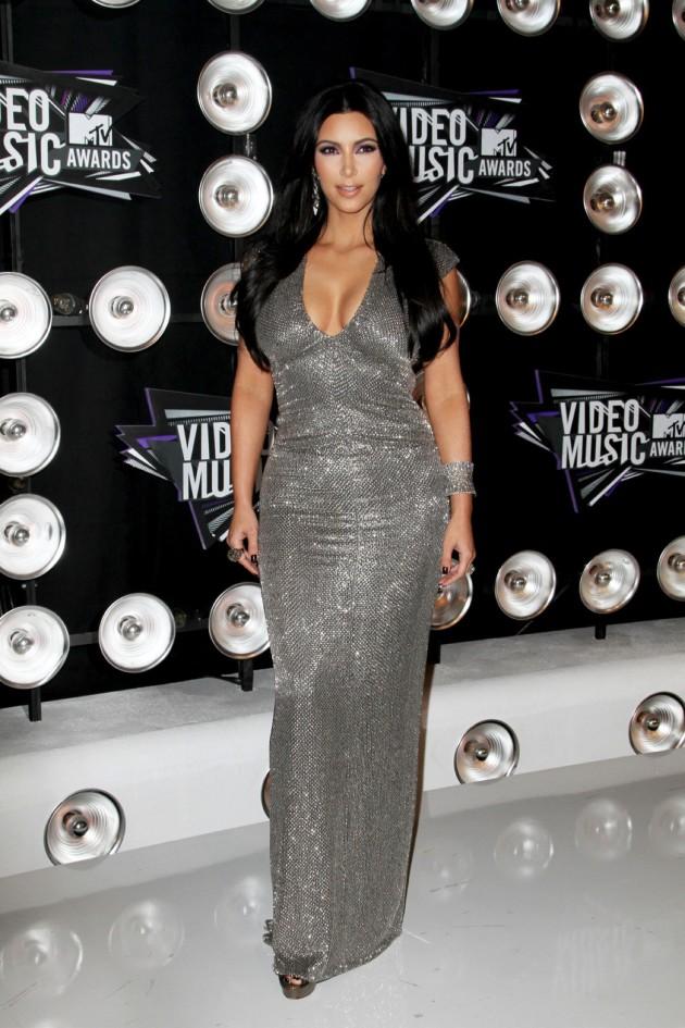 Kim Kardashian VMA Outfit